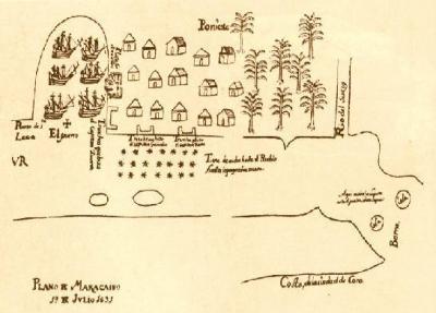 Origen del nombre Maracaibo